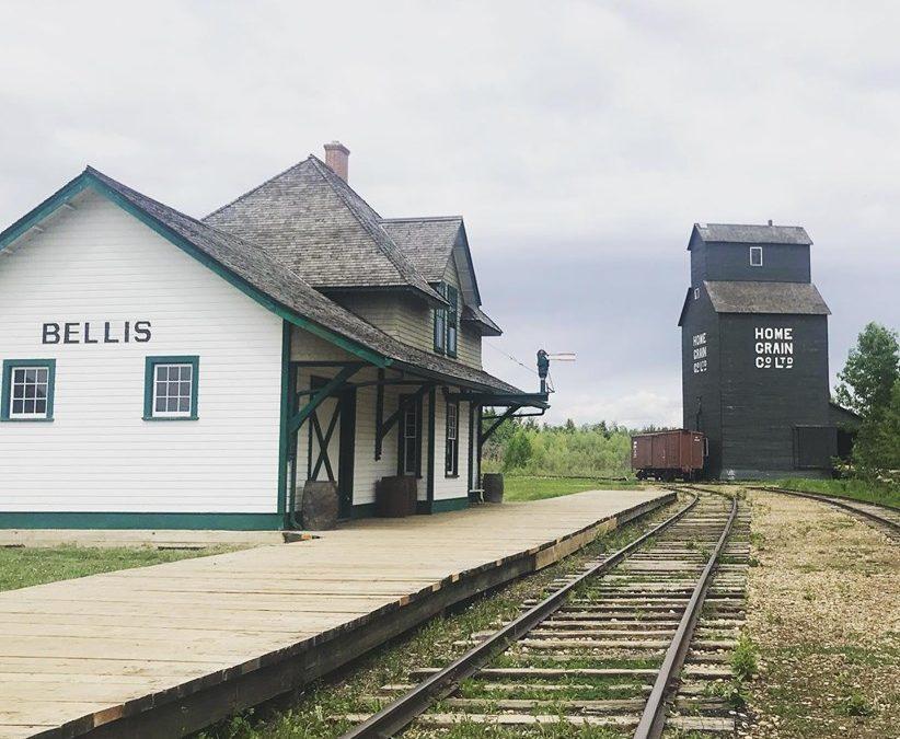 Ukrainian Cultural Heritage Village, Lamont County, Alberta, Canada