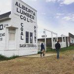 Alberta Lumber Company building, Ukrainian Cultural Heritage Village