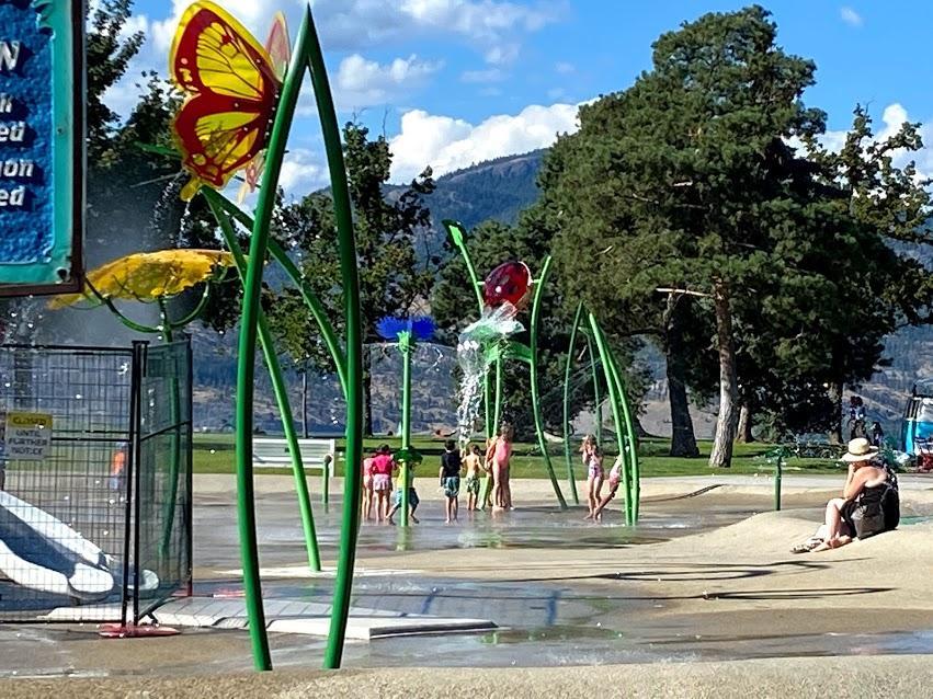 City Park, Kelowna