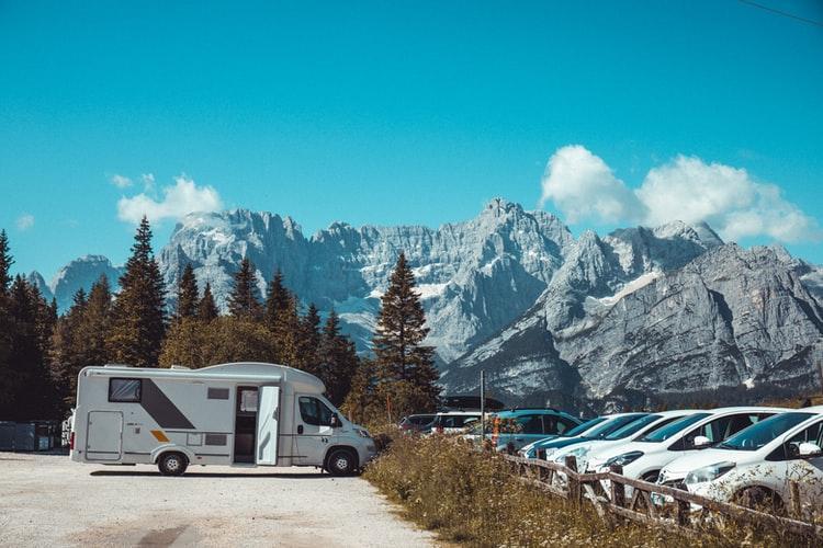 RV winter travel